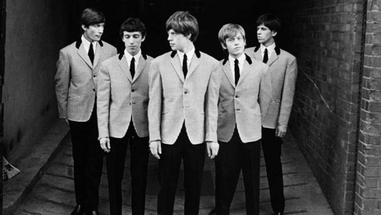 Hace 49 años The Rolling Stones grababan su primer sencillo