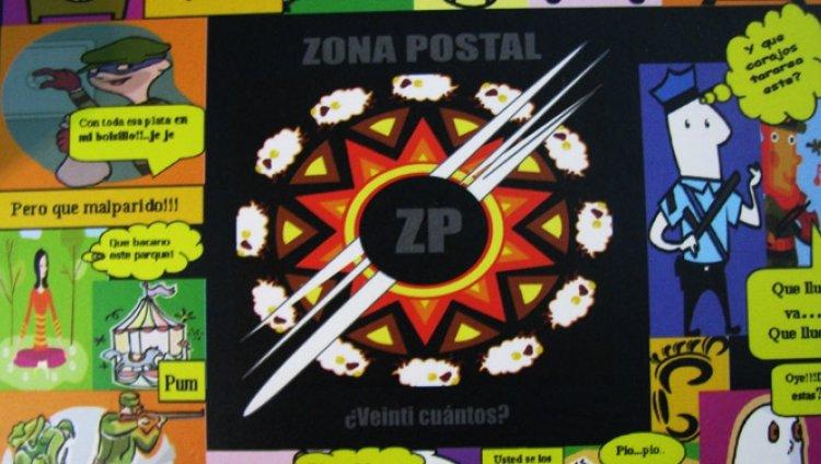 """El Baúl de Pepe presenta: """"Zona Postal"""", Bogotá 1987"""