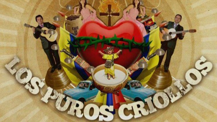 """Néstor Oliveros. Director """"Los Puros Criollos"""""""