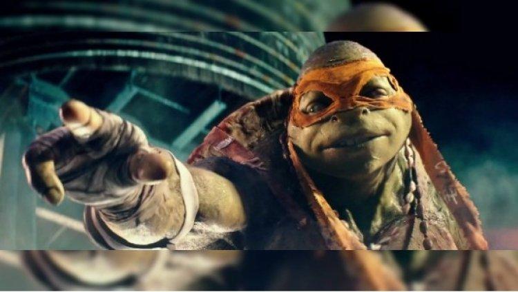 Todo está listo para el estreno de 'Las Tortugas Ninja'