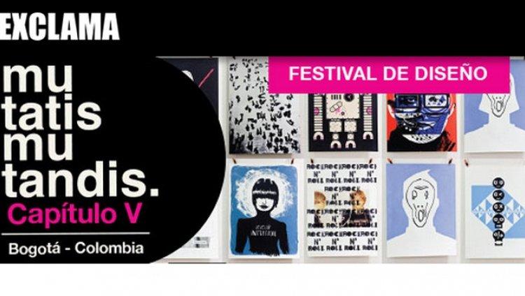 El Festival de diseño Mutatis Mutandis en Bogotá