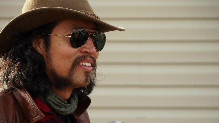 """""""Fui rockero toda mi vida, pero me encontré con el blues"""" Carlos Elliot Jr."""