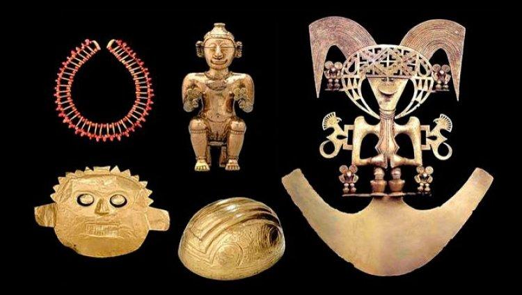 Arte precolombino en Londres