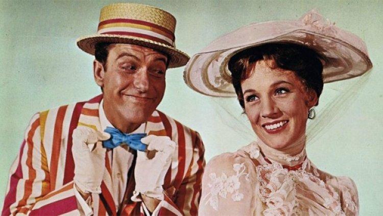 Hace 50 años Mary Poppins llegó volando