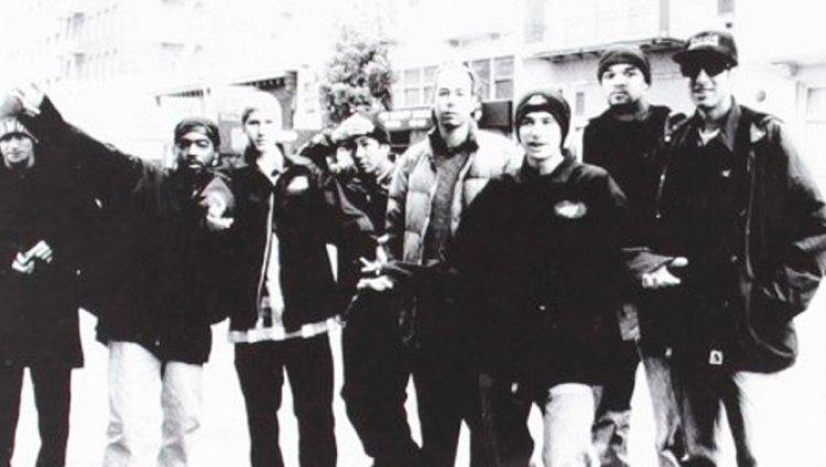 Beastie Boys y La Etnnia en Calle Radiónica