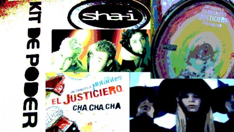 El Baúl de Pepe nos trae a Sha-i y un tributo a Os Mutantes (Brasil)