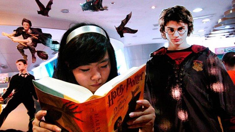 70 años antes de Harry Potter