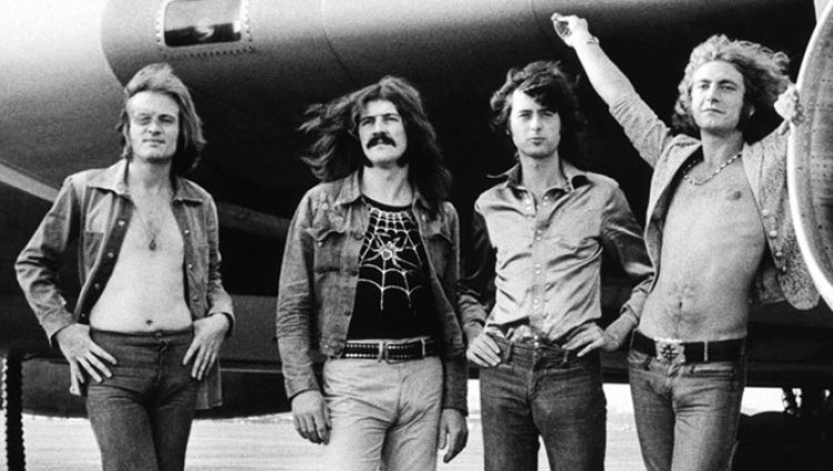 La Morateka: mitos sobre Led Zeppelin