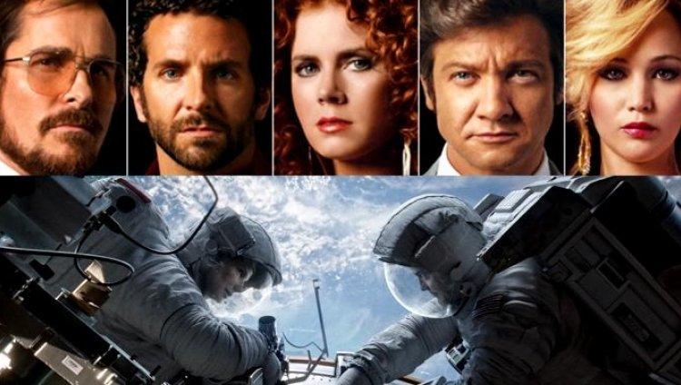 Estos son los nominados a los Óscar 2014