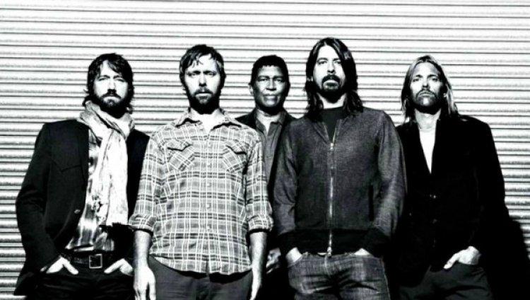Foo Fighters estrena videoclip