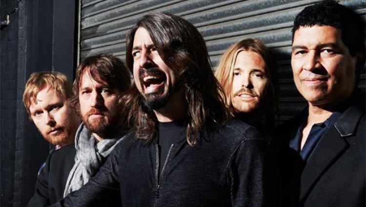 Los Foo Fighters siguen estrenando