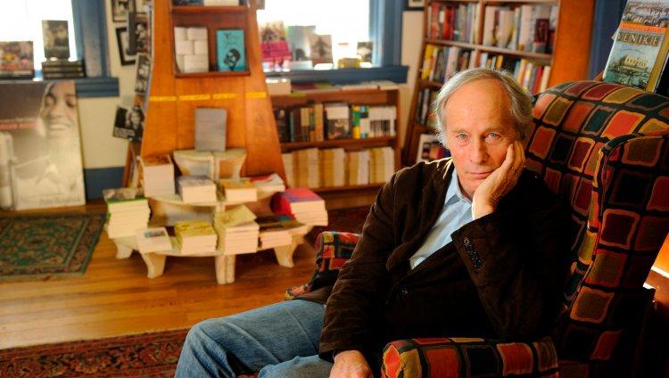 Richard Ford tiene 74 años y es llamado 'el heredero de Hemingway'.