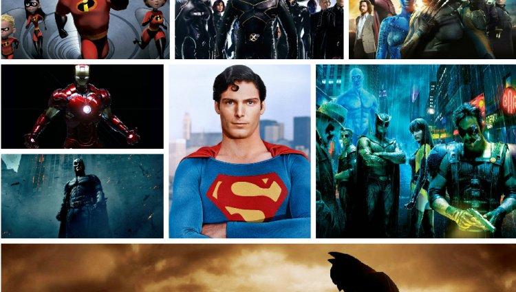 [Listado] 10 películas de superhéroes