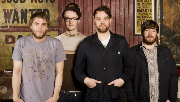 La banda indie se formó en 2003