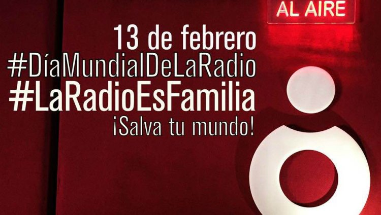 #LaRadioEsFamilia