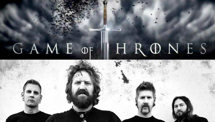 Escuchen 'White Walker', la canción de Mastodon para Game of Thrones