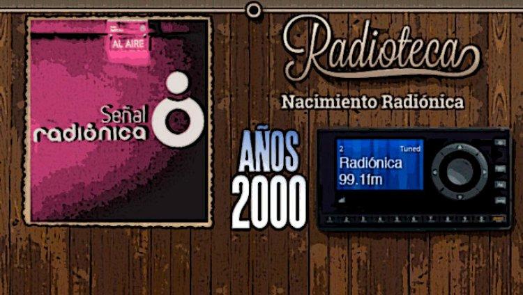 Radiónica en la Radioteca de Señal Memoria
