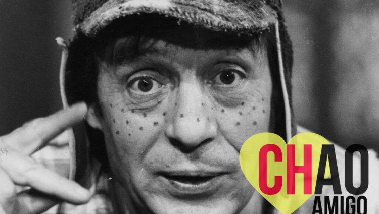 Ándale para siempre Chespirito