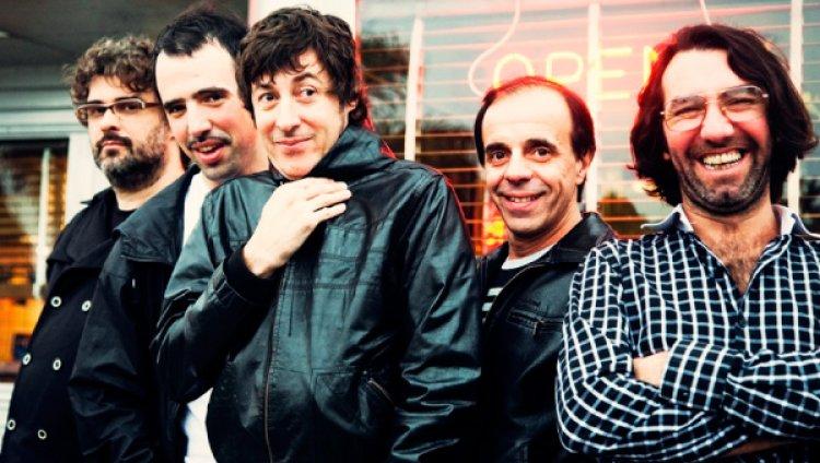El Cuarteto de Nos en #EntrevistasRadiónica