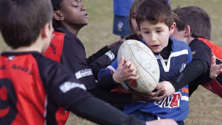 Deporte y posconflicto, de la mano por los niños