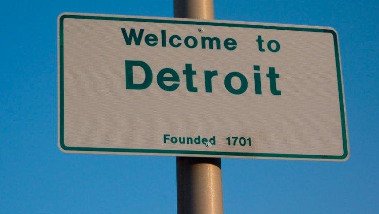 Bienvenidos a Detroit