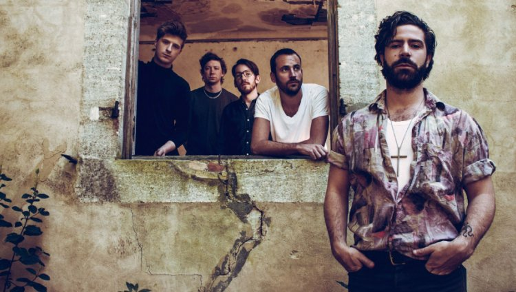 """A Knife In The Ocean"", nuevo sencillo de Foals"