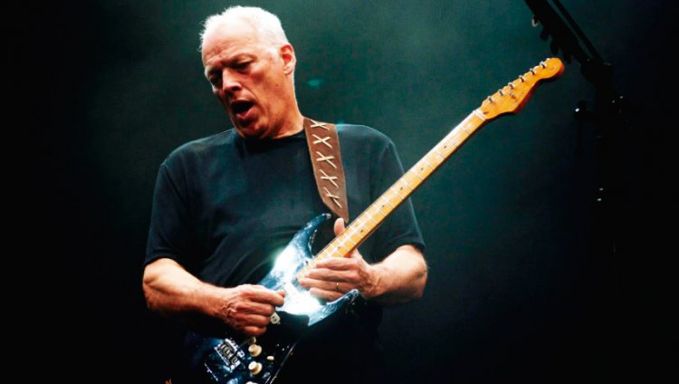 "David Gilmour versiona a The Beatles con ""Here, There and Everywhere"""