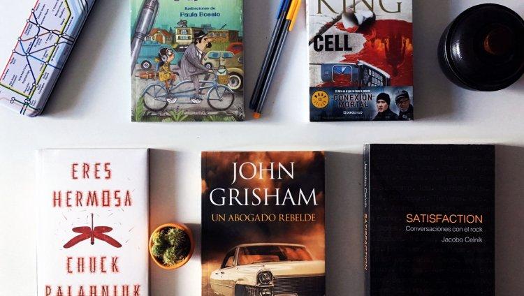 En vitrina: recomendaciones literarias (noviembre)