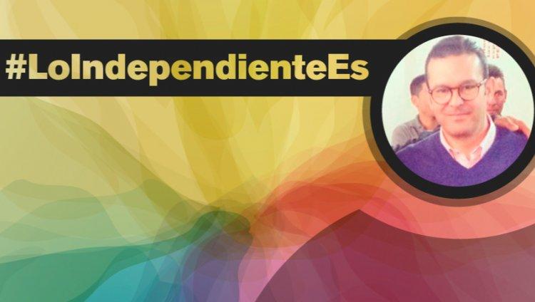 """""""Yo creo que en Colombia existe un mercado independiente de música"""": Andrés López"""