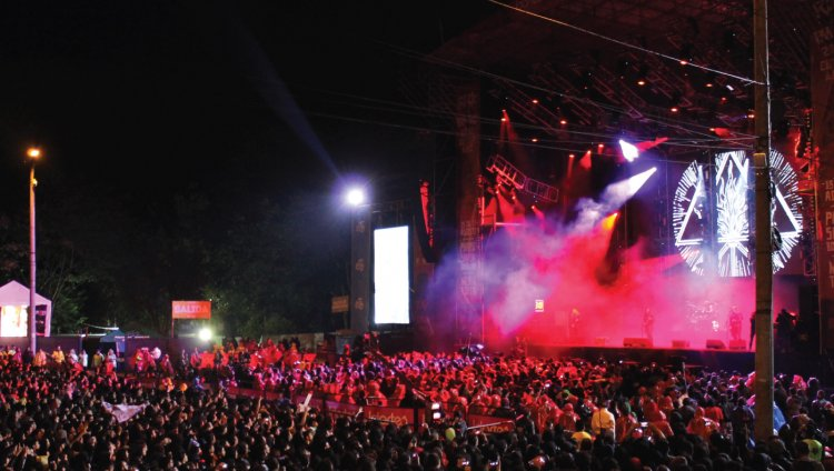 Confirmadas las primeras bandas de Rock Al Parque 2016