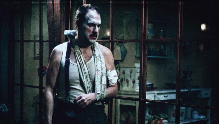 Andrés Parra en una de las escenas de Siempreviva.