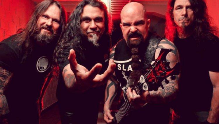 Slayer comparte portada y sencillo de su nuevo álbum (les va a gustar)
