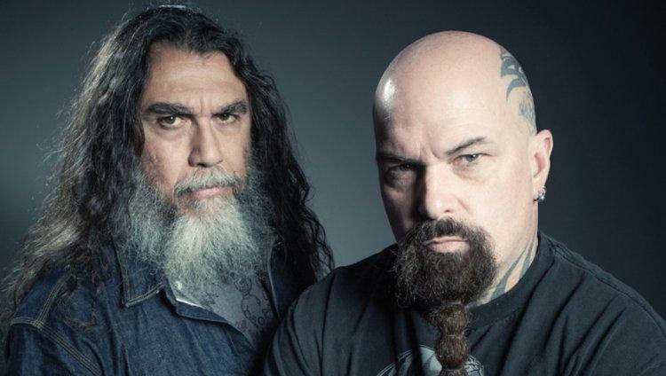 """""""Cast the First Stone"""", el nuevo 'mamonazo' de Slayer"""
