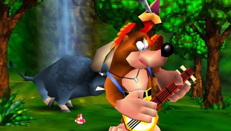 Leyendas y clásicos del octavo arte: Banjo-Kazooie
