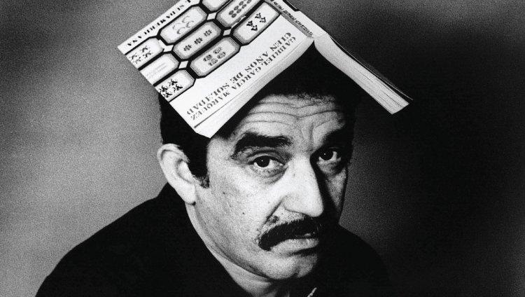 Gabriel García Márquez ( 6 de marzo de 1927 - 17 de abril de 2014).