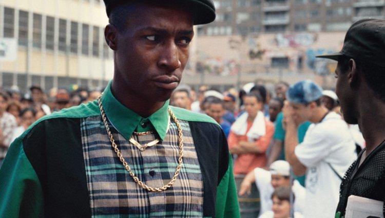 La mujer que fotografió la historia del hip hop