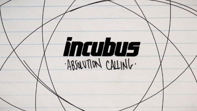 Escuchen lo nuevo de Incubus.