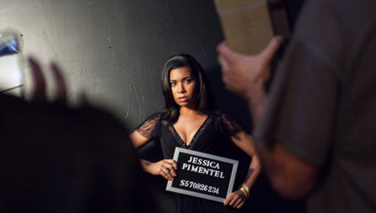 Jessica Pimentel: Orange is the New Black (Metal)