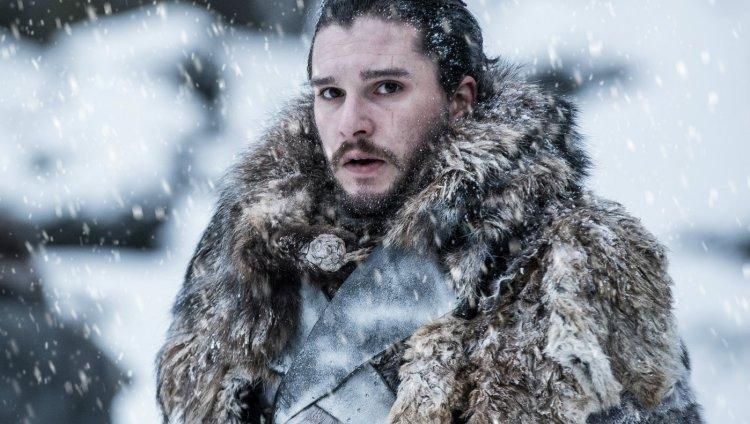 Kit Harington interpreta a Jon Snow en Game of Thrones.