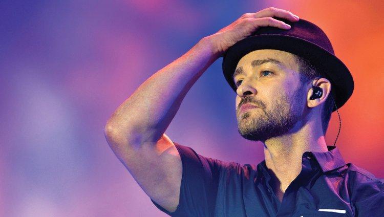 Escuchen lo nuevo de Justin Timberlake