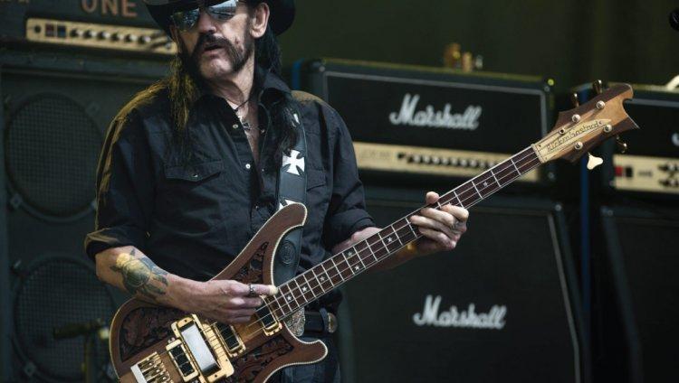 Lemmy Kilmister falleció el 28 de diciembre de 2015.