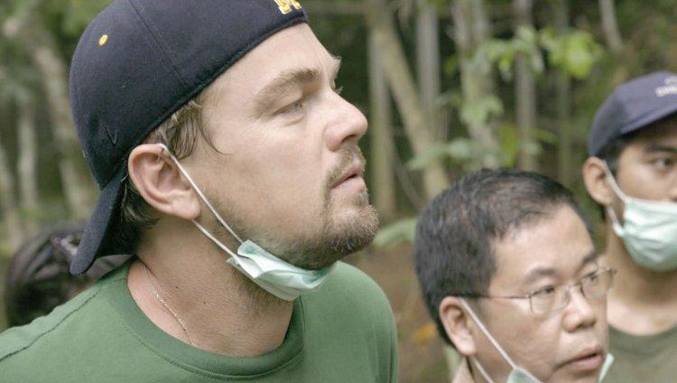 """Leonardo DiCaprio, ganador del Oscar 2016 por """"El Renacido""""."""