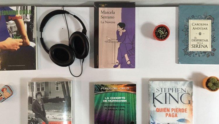 En vitrina: recomendaciones literarias (octubre)