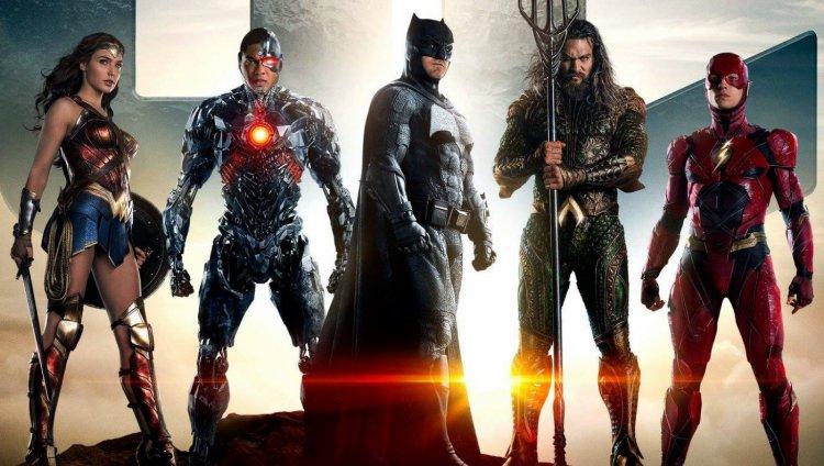 En noviembre DC Comics lanzará La Liga de la Justicia
