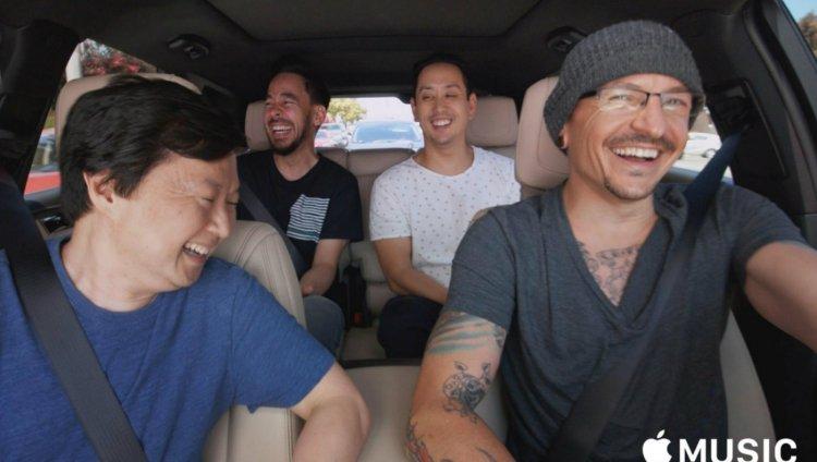 Imagen tomada de Facebook: Linkin Park