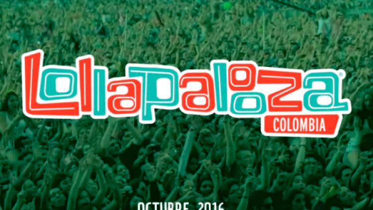 Se confirma Lollapalooza Colombia para 2016