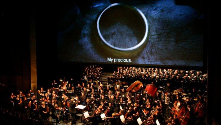 Proyectarán El Señor de los Anillos con orquesta en vivo