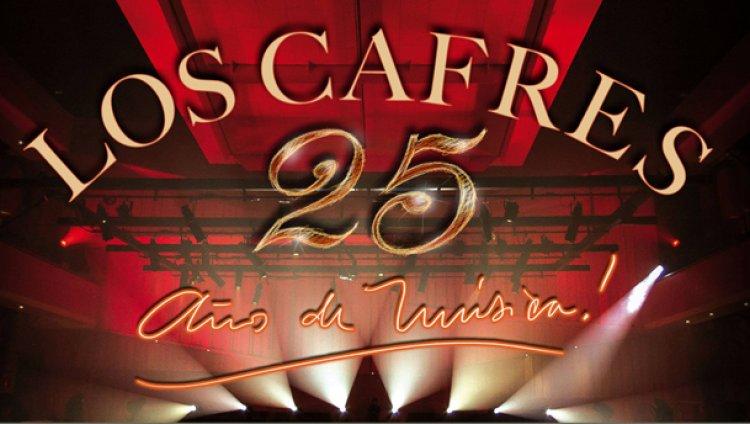Los Cafres celebrarán sus 25 años en Bogotá