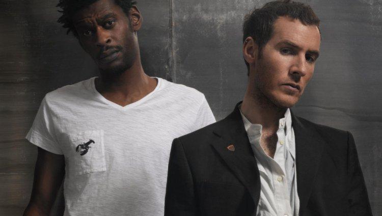 Massive Attack mezcla música electrónica con jazz, rap y rock.