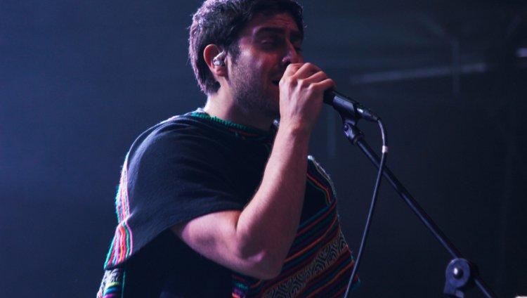 Mateo Kingman en el Festival Estéreo Picnic. Foto: Diana Mariel Bejarano